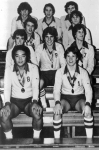 1982 Senior Boys VolleyballCity Champions