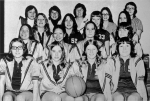 1973 Senior Girls' Provincial Basketball Champions