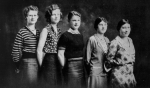 1932 Girls' Athletic Executive