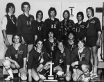1980 Senior Boys Volleyball