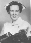 Betty MacTavish graduated from nursing school, and then moved to the Vancouver area.