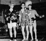 Aloha 1964??!!!l. to r.: Ron Allen, Bill Medak,Ralph Howes (?)