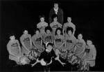 1961 Senior Cheerleaders