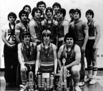1982 Senior Boys BasketballProvincial Champions