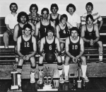 1983 Senior Boys Basketball