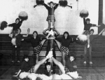 1983 Senior Cheerleaders