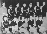 1956 BasketbabesSenior Girls' Basketball