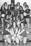1974 Senior Girls' Volleyball