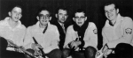 1960 Boy's BrierDennis Balderston, Carl Bushko, Mr. Penry, Jim Howes, Jack Patterson