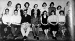 1951 Social & Literary Committees
